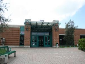 Stazione di Cesano - foto di Nicola Sperandeo